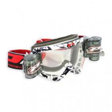 Купить PROGRIP Маска / очки кроссовые с перемоткой MIDDLE LINE 3408/17.