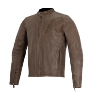 ALPINESTARS Мотокуртка кожаная MONTY LEATHER JACKET