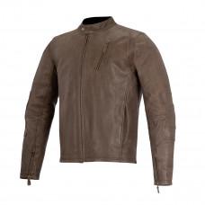 Купить ALPINESTARS Мотокуртка кожаная MONTY LEATHER JACKET.