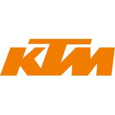 KTM линзы для кроссовых очков SILVER