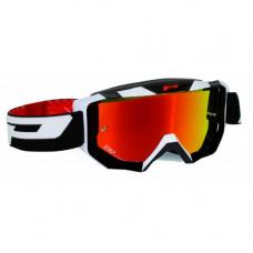 Купить PROGRIP Маска / очки кроссовые TOP GOGGLES 3200 с линзой хамелеон.