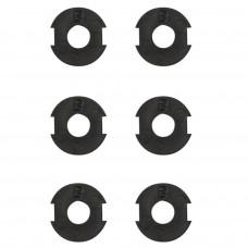 ALPINESTARS Сменные прокладки для коленей FLUID ADJ. SPACERS